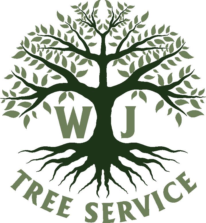 WJ Tree Service logo